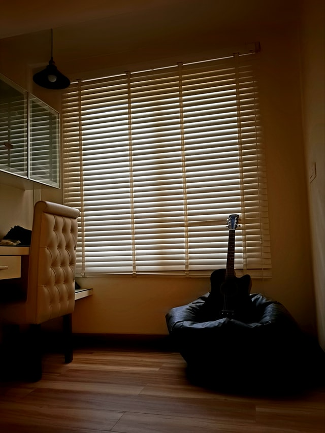 The Best Way to Clean Woven Wood Shades